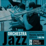 CANCELLED: Spring Jazz Orchestra Concert