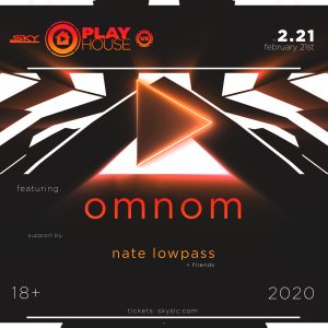 Playhouse SLC: Omnom (18+)