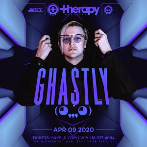 Therapy Thursdays: Ghastly