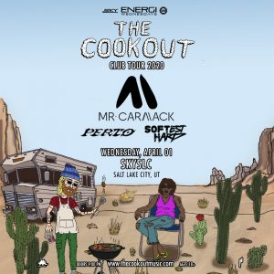 Energi Wednesdays: The Cookout Club Tour (18+)