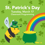 St. Patrick's Day- CANCELLED