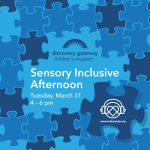 Sensory Inclusive Afternoon- CANCELLED