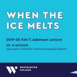 """When the Ice Melts"" by Dr. M Jackson"