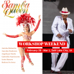 Samba Queen Workshop Weekend