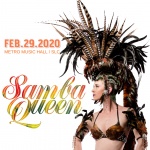 11th Annual Samba Queen and King Contest