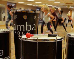 Samba Fogo Weekly Dance Class