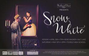 Snow White Ballet- CANCELLED