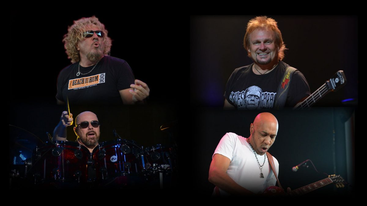 Sammy Hagar & The Circle and Whitesnake w/special guest Night Ranger- CANCELLED