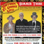 Historic St. George Live! Tours