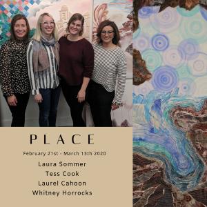 PLACE – Laura Sommer, Tess Cook, Laurel Cahoon, Whitney Horrocks