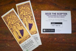 Seize the Scepter Exhibit- CANCELLED