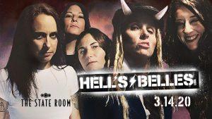 Hell's Belles -POSTPONED