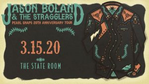 Jason Boland & The Stragglers -CANCELED