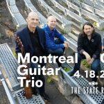 California Guitar Trio + Montreal Guitar Trio -RESCHEDULED