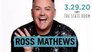 Ross Mathews -POSTPONED