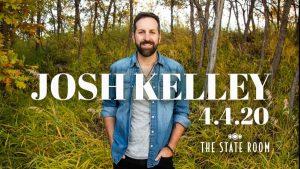 Josh Kelley -POSTPONED