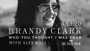Brandy Clark -POSTPONED