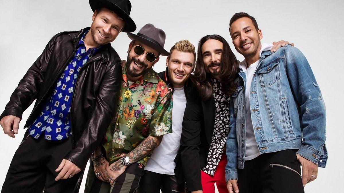 Backstreet Boys: DNA World Tour- RESCHEDULED