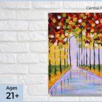 Central Park - SLC Paint & Sip Night