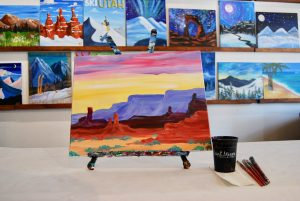 Canyon Country - All Ages Painting