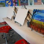 Napa Valley - SLC Paint & Wine Night