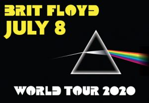 BRIT FLOYD: The World's Greatest Pink Floyd Show- CANCELLED