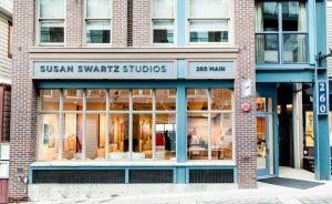 String Quartet at Susan Swartz Studios- CANCELLED