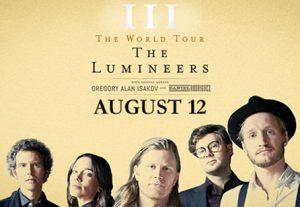 The Lumineers – III: The World Tour- POSTPONED