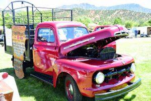 30th Annual Parowan Chamber's Fun Run Car Show