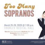 SUU Opera: Too Many Sopranos -CANCELLED