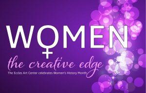 Women: The Creative Edge -VENUE CLOSED