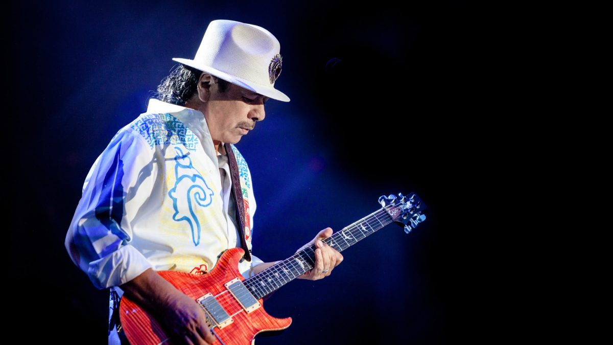 Santana / Earth, Wind & Fire: Miraculous Supernatural Tour- RESCHEDULED