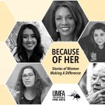 Because of Her: Stories of Women Making a Difference -VENUE CLOSED