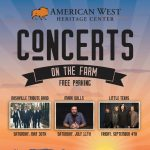 Concerts On The Farm: Mark Wills- CANCELLED