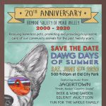 2020 Dawg Days of Summer BBQ & Silent Auction- POSTPONED