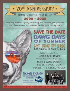 2020 Dawg Days of Summer BBQ & Silent Auction