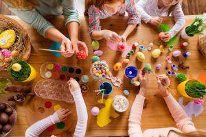 Eggciting Art: Easter Celebration 2020 (meets onli...