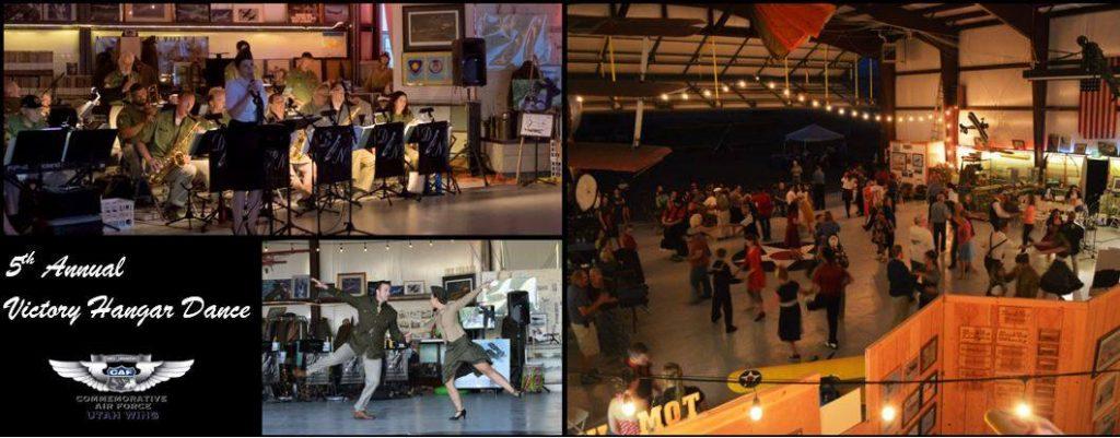 5th Annual Victory Hangar Dance- CANCELLED