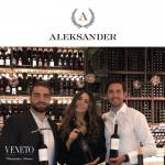Winemaker Dinner — Aleksander
