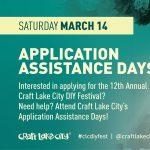 Application Assistance Day in Ogden!