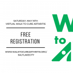 2020 Virtual Walk to Cure Arthritis - Salt Lake City