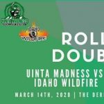 Roller Derby Double Header! -CANCELLED