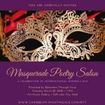 Celebrating Womanhood: A Masquerade Poetry Salon -CANCELLED