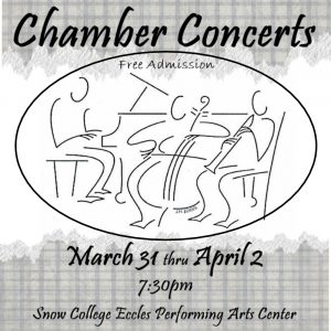 CANCELLED Chamber Concert