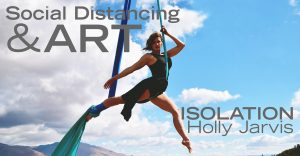 Episode 1: Isolation by Holly Jarvis