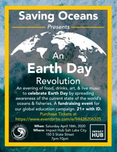 Earth Day Revolution -CANCELLED