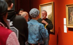 Art Tours for Book Lovers -VENUE CLOSED