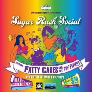 Dreamscapes Presents: A Sugar Rush Social -CANCELLED
