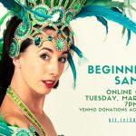 ONLINE - Beginning Samba & Basic Dance Technique