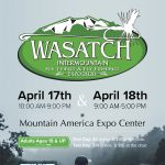 Wasatch Fly Tying and Fly Fishing Expo 2020 -VENUE CLOSED
